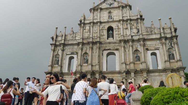 Wisata di Macau yang Keren