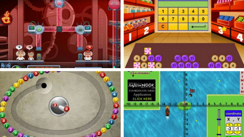 10 List Educational Online Interactive Games Sites